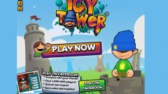 Icy Tower – Flash Oyunu