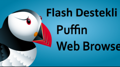 Puffin Web Browser – Flash Destekli