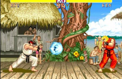 Street Fighter – Flash Oyunu