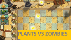 Plants vs Zombies 2 – Flash Oyunu